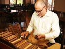 La destreza para liar los puros cubanos