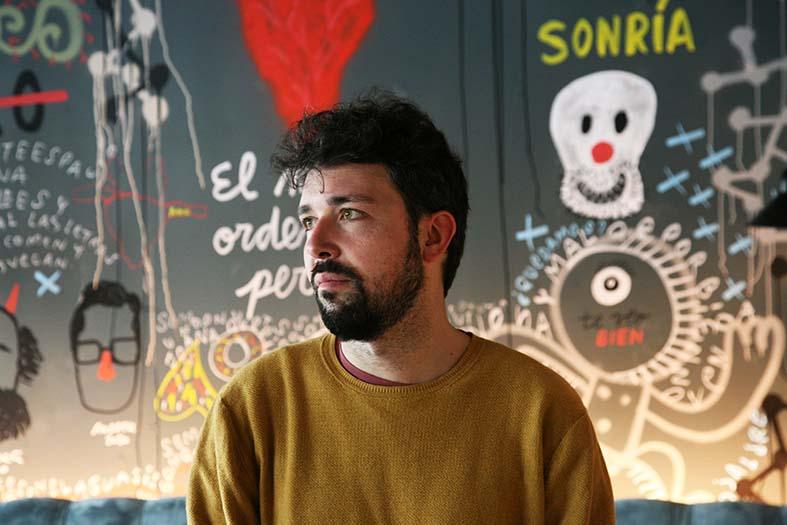 Javi Álvarez. El Chef.