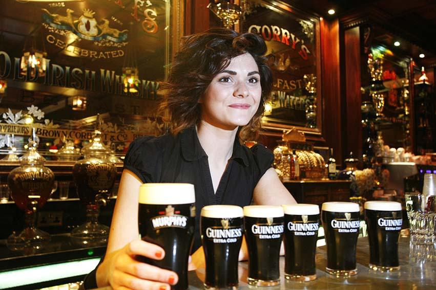 Cerveza Guinness