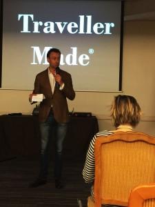Quentin Desurmont-Presidente de TRAVELLER MADE.