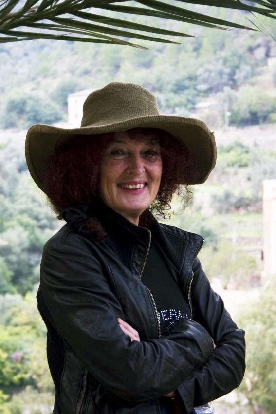 Frances Baxter – Pintora afincada en Deià y nuera del escritor Robert Graves