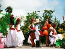 Recibimiento en las Plazas Cubanas